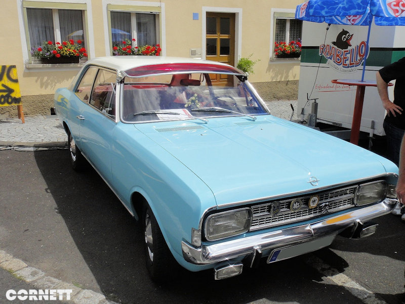 Opel Oldtimer
