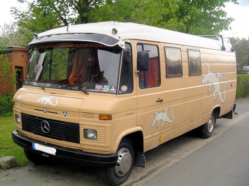 Mercedes T2 DüDo