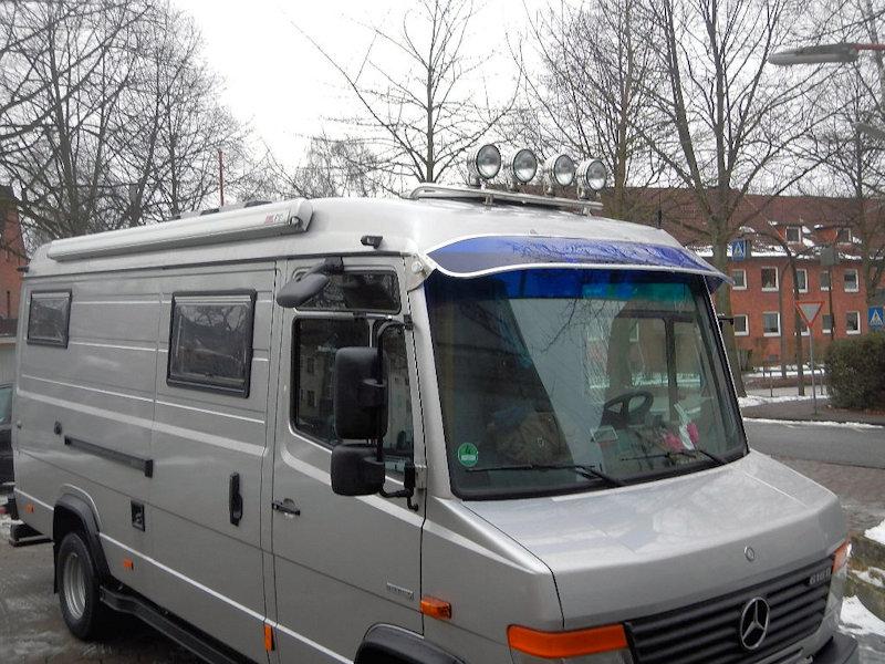 Mercedes T2 Vario