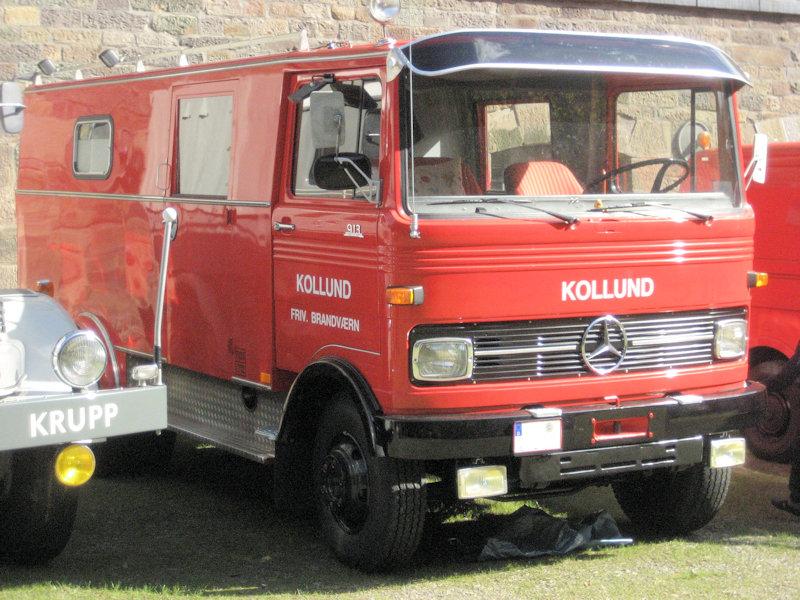 Mercedes LKW
