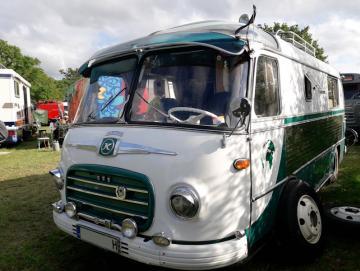 Mercedes Vario Truck