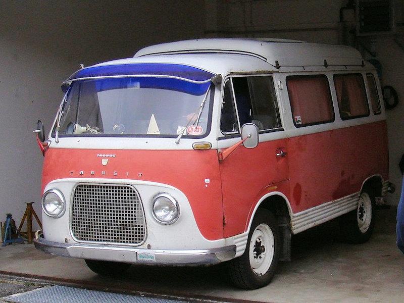 Ford FK Taunus