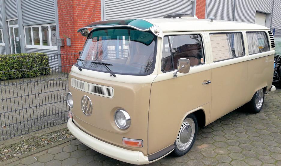 VW bully t1 t2 t3 sonnenschute blende cornett bus